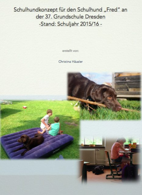 Ein Kollege auf vier Pfoten (2): Das Schulhund-Konzept