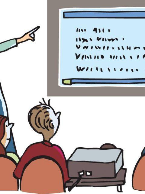 Mein neues Projekt Tabletklasse (4): Neue Möglichkeiten für den Unterricht, Teil 1