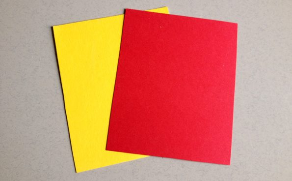 Gelbe und rote Karten bei Unterrichtsstörungen einsetzen