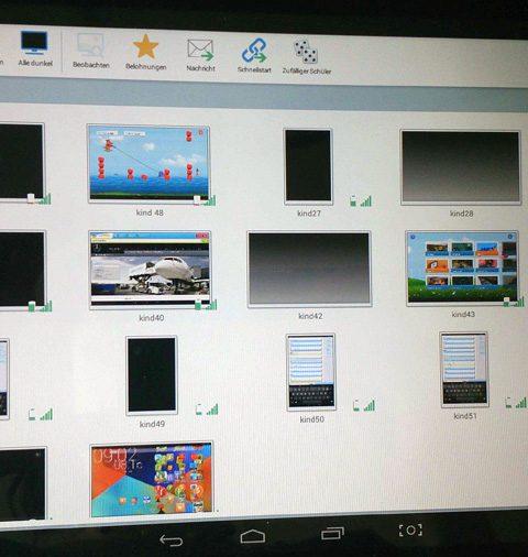 Mein neues Projekt Tabletklasse (6): Kritische Fragen