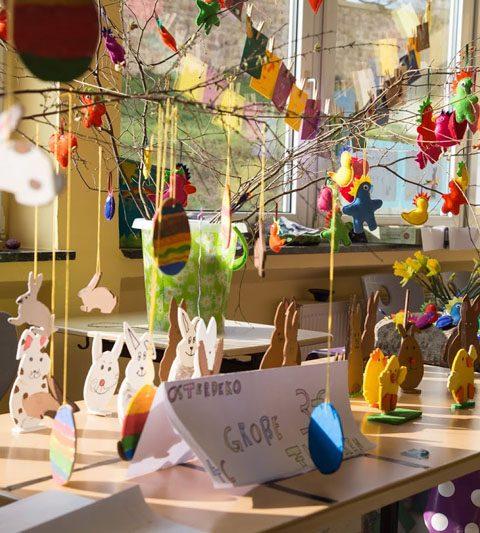 Unser Frühlingsfest – Der Osterbasar
