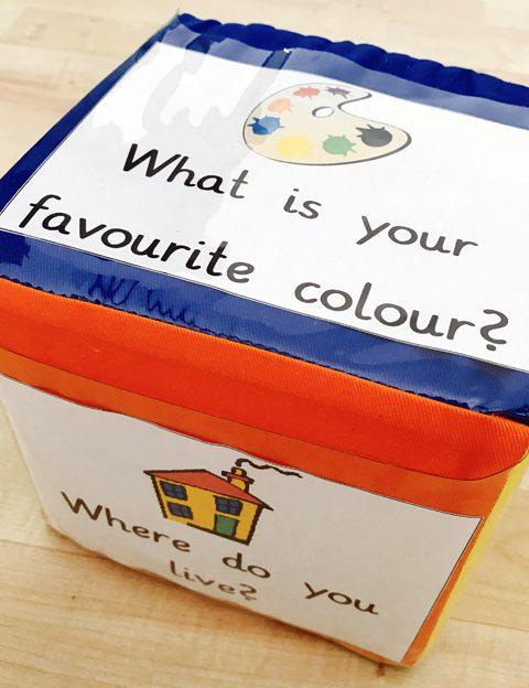Einfache Spiele für den Englisch-Unterricht (3): Roll the dice