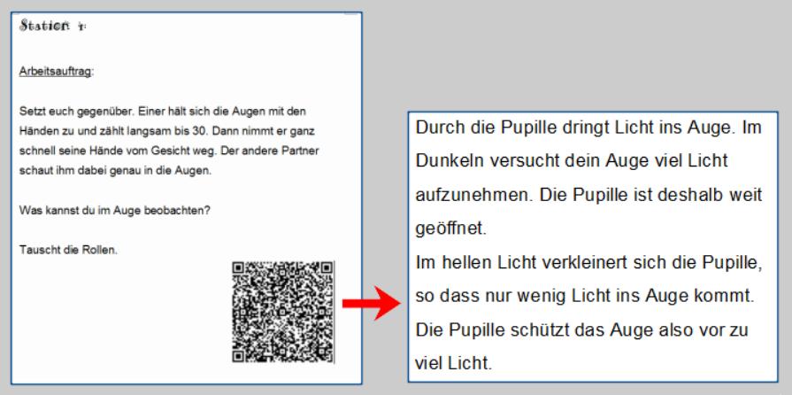 Mein neues Projekt Tabletklasse (13): QR-Codes ...
