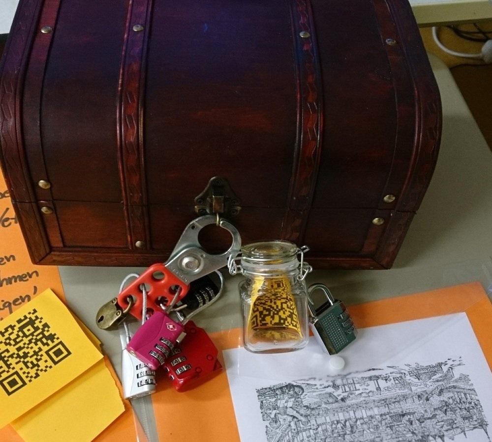 Der Escape Room im Klassenzimmer | GRUNDSCHULSCHNÜFFLER-BLOG