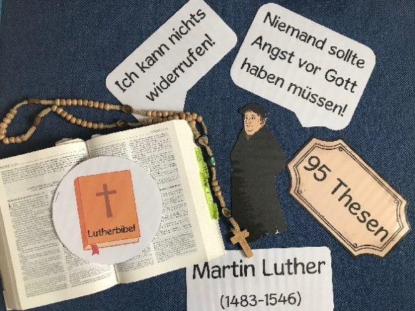 Feiertage Reformationstag